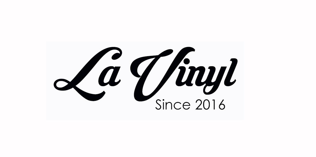 LOGO VINYL since 2016 plein